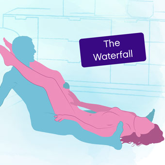 Position of the week: The Waterfall