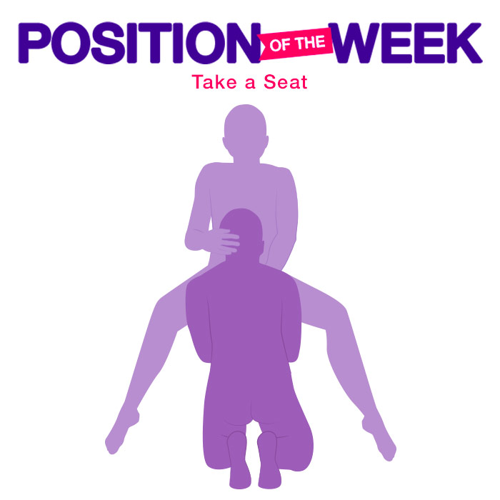 Position of the Week: Take a Seat