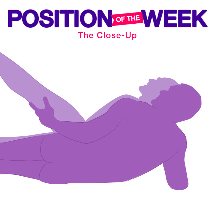 Position of the Week: The Close-Up