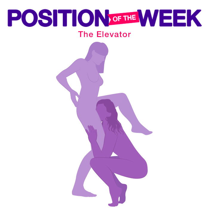 Position of the Week: The Elevator