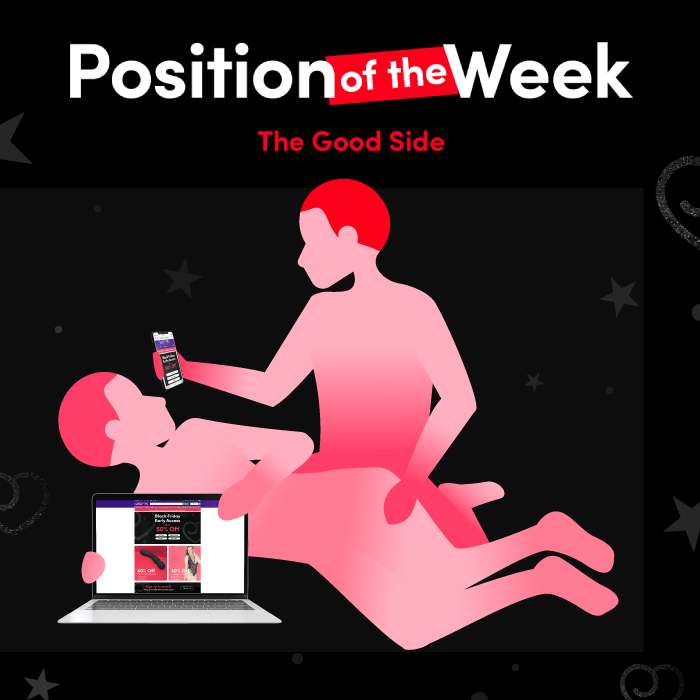 Position of the Week: The Good Side