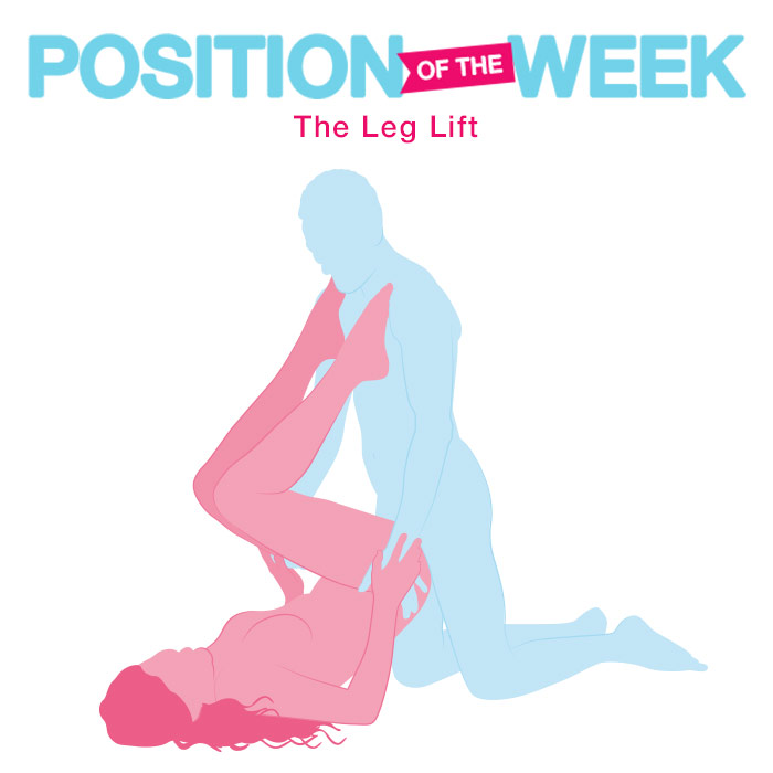 Position of the Week: The Leg Lift