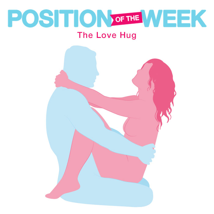 Position of the Week: The Love Hug