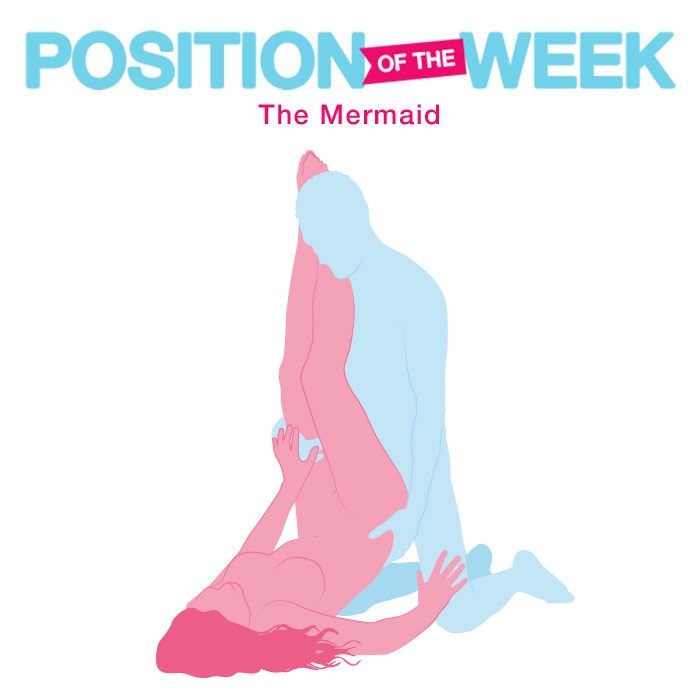 Position of the week: The Mermaid