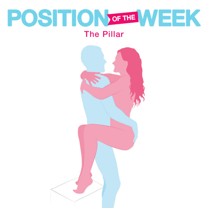 Position of the week: The Pillar