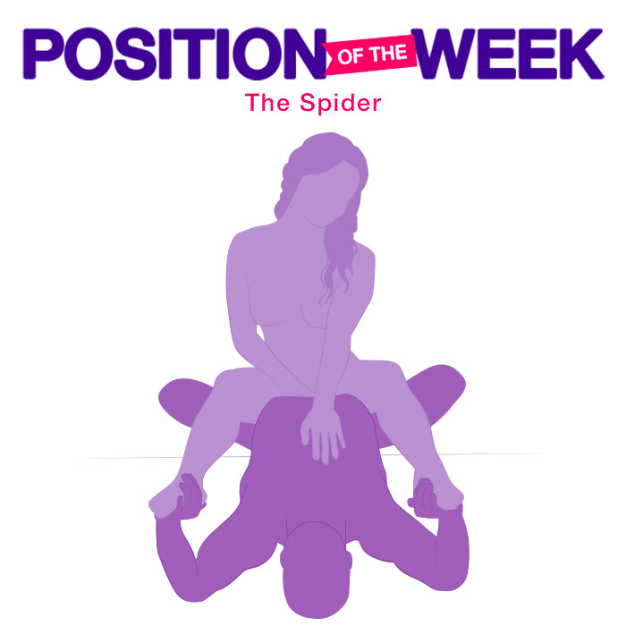 Position of the Week: The Spider