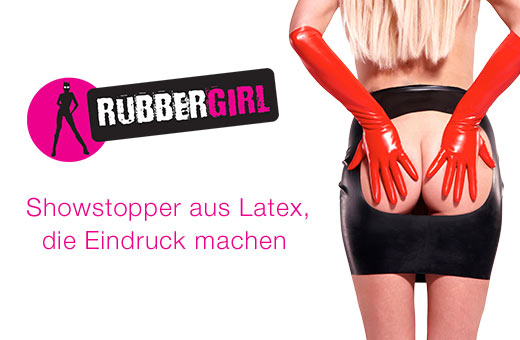 Rubber Girl Latexkleidung