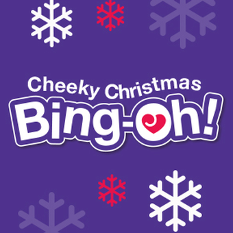 Cheeky Christmas BingOh