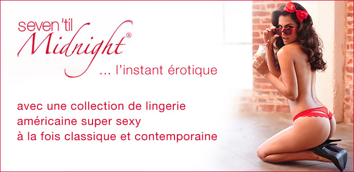 FR bannière lingerie Seven 'til Midnight