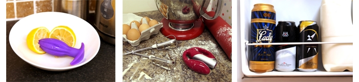 Sex In The Kitchen - Toy With Me Tuesday Gallery