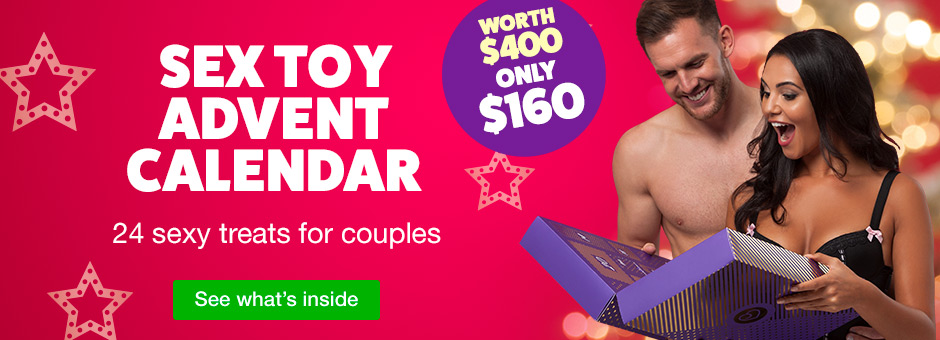 NEW PRICE Sex Toy Advent Calendar - worth $400 only $160