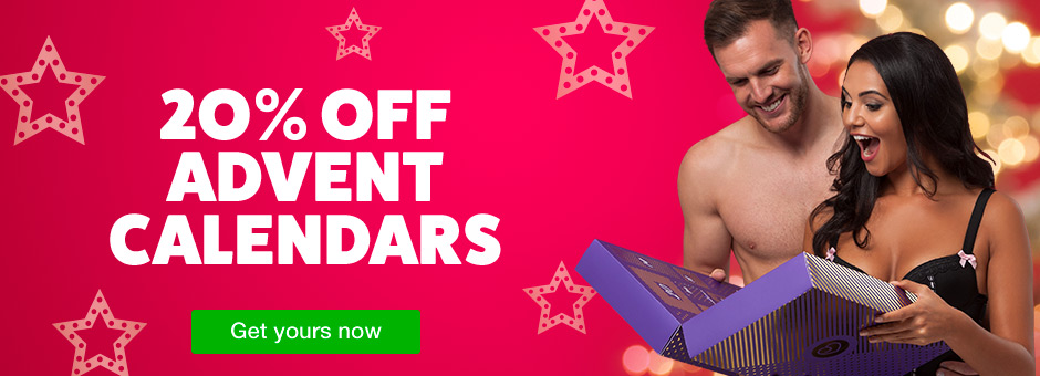 20% OFF ADVENT CALENDARS