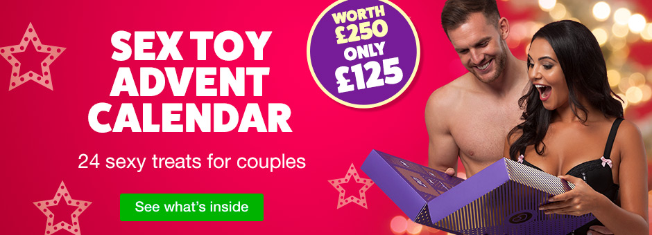 Best Sex of your Life Sex Toy Advent Calendar
