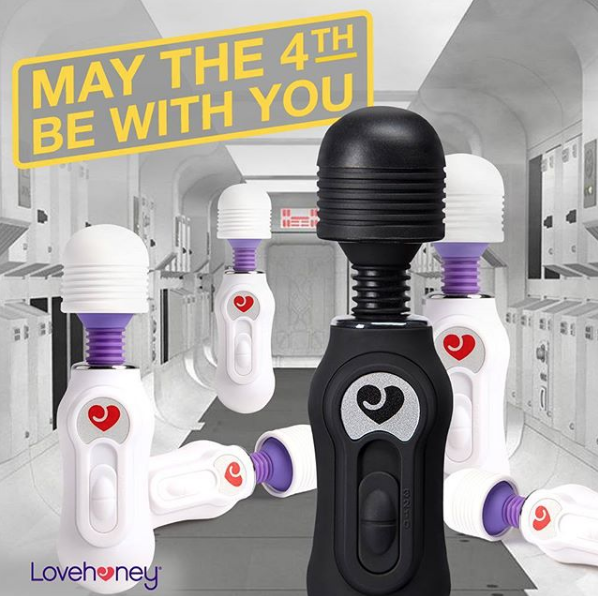 Sex Toys That Could Be Star Wars Props