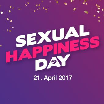 Feier den Sexual Happiness Day mit Lovehoney