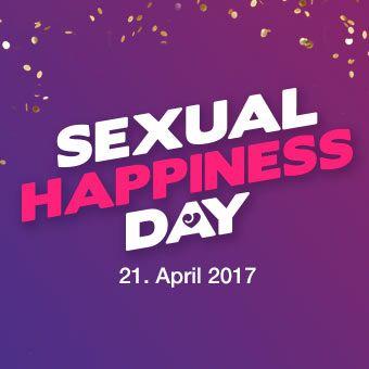 Feier den Sexual Happiness Day mit Lovehoney