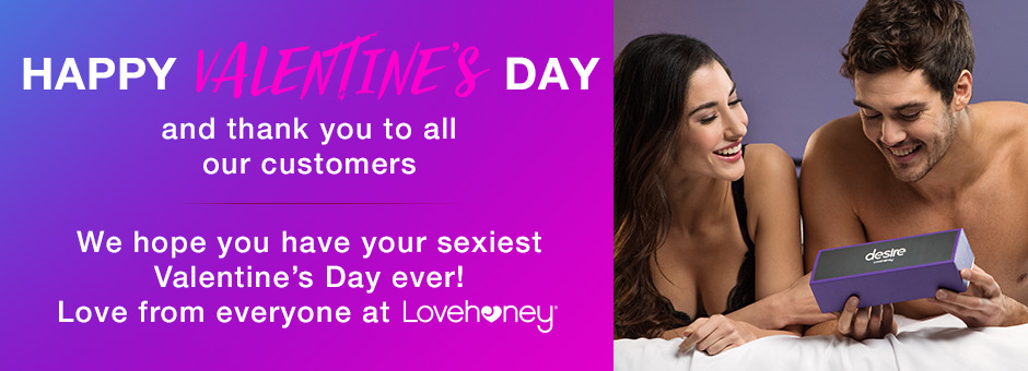Happy Valentines Day from Lovehoney!