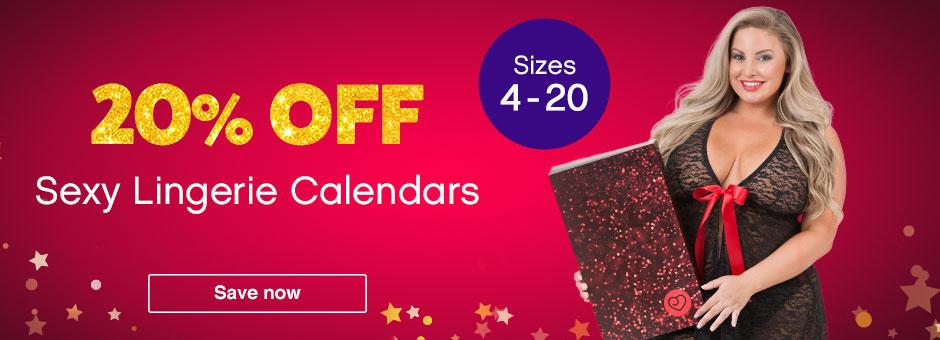 Lingerie Countdown Calendar
