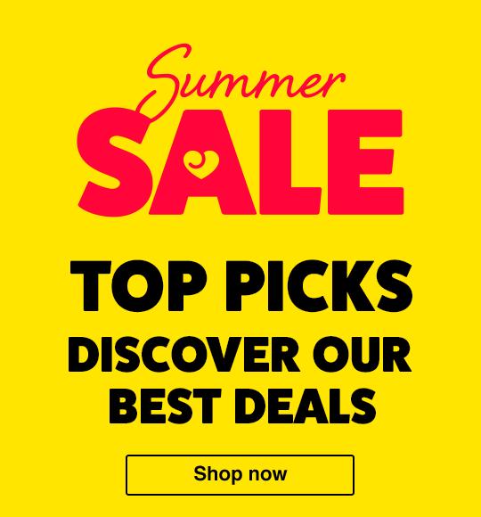 Summer Sale Top Picks