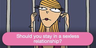 Should you stay in a sexless relationship