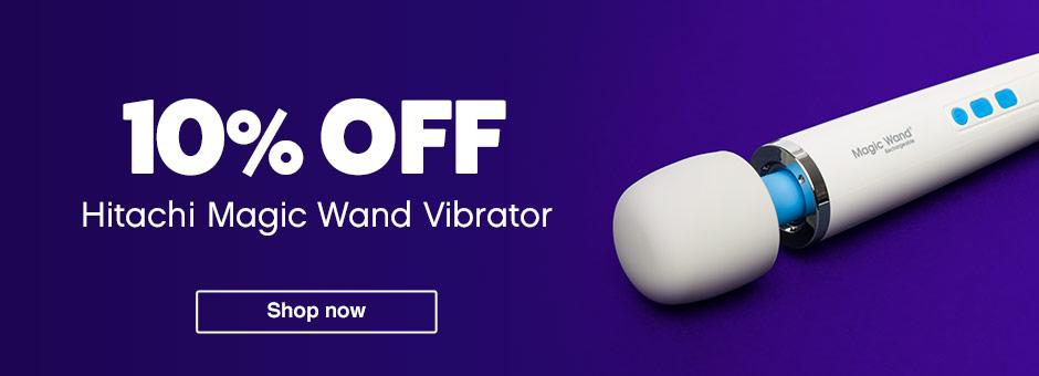 10% off Magic Wand