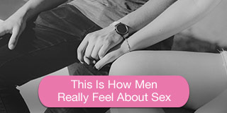this is how men really feel about sex