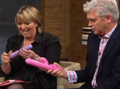 Sex toys on ITV's This Morning with Fern Britton and Philip Schofield