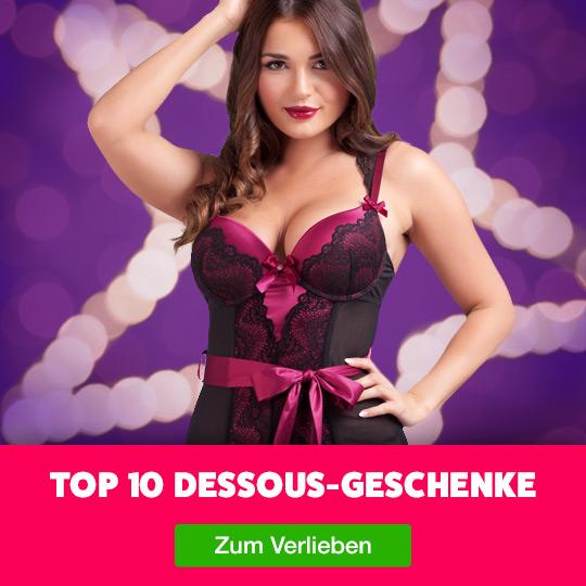 Top 10 Dessous-Geschenke