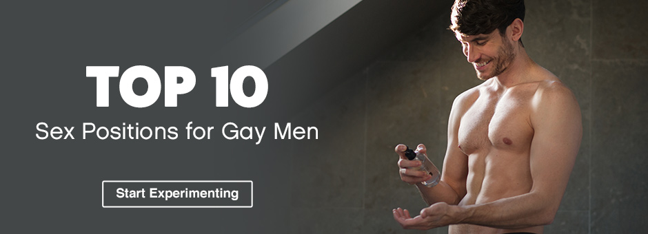 Top 10 Sex Positions for Gay Men