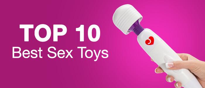 top 10 sex toys