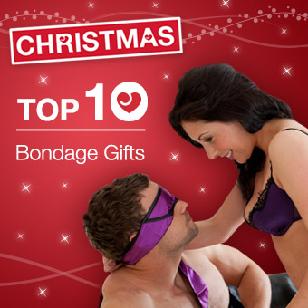 Top Ten Bondage Gifts for Couples Christmas 2013