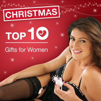 Top Ten Christmas Gifts for Women from Lovehoney