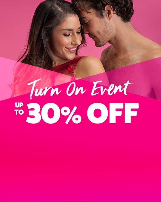 Turn On Event Up to 30% Off