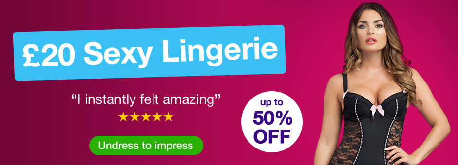 £20 Sexy Lingerie