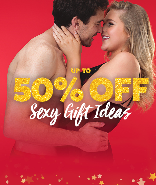 Up to 50% off Sexy Gift Ideas