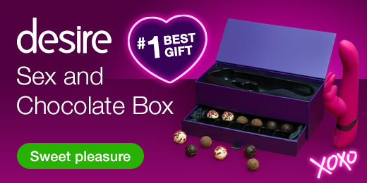 ^ Desire Sex and Chocolate Box - #1 Best Valentine's Gift