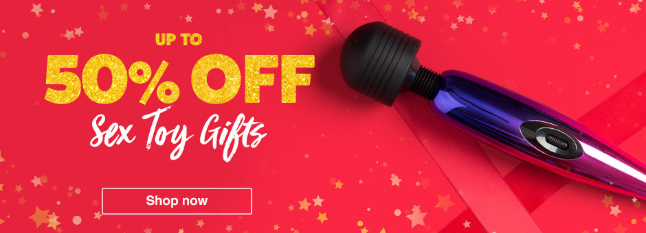 Up to 50% off Sex Toy Gifts