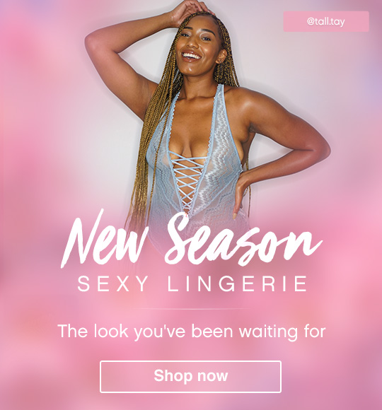 New Season Lingerie
