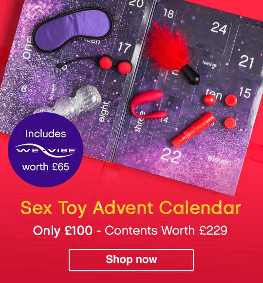 UK advent calendar