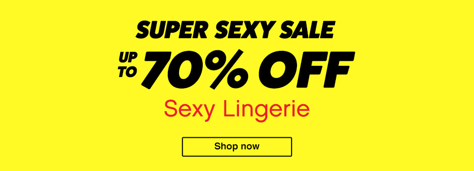 Super Sexy Sale Lingerie