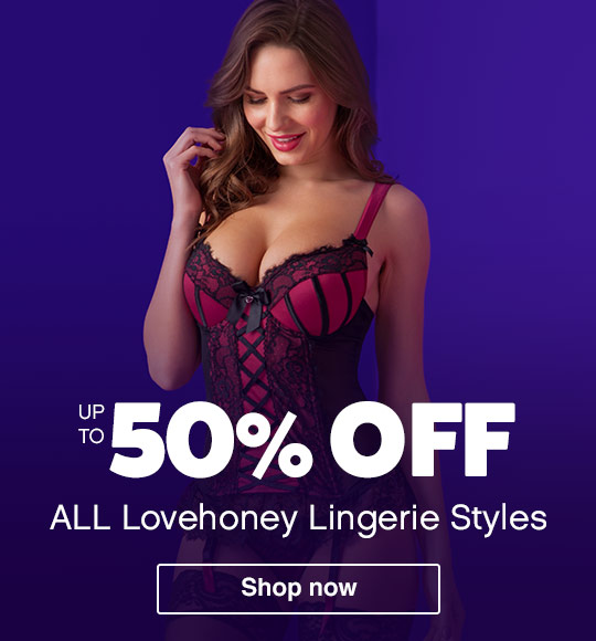 Valentines top lingerie picks
