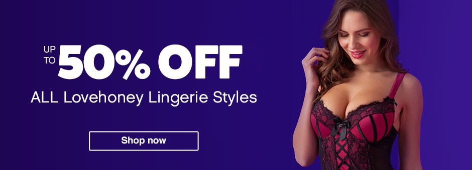 UT 50% off LH Lingerie