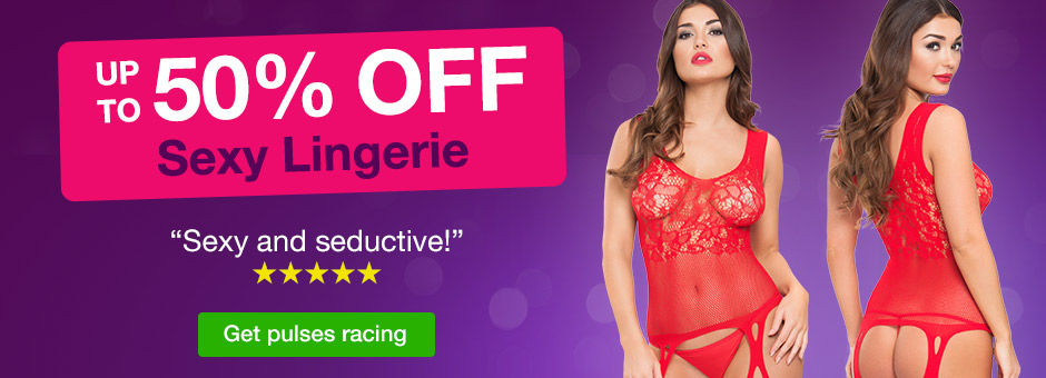 50% off Lingerie USA