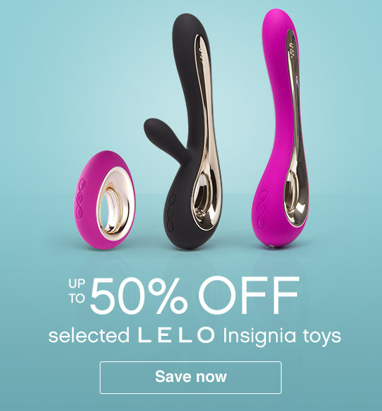 Up to 50% off Lelo