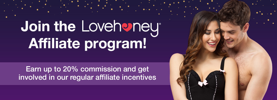 Affiliate program sex toy