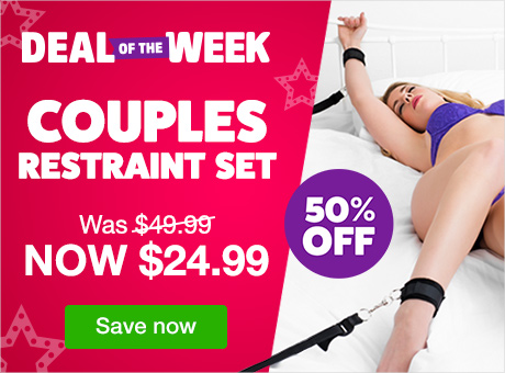 DOTW USA Couples Restraint Kit