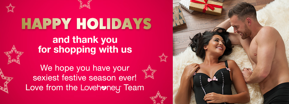 HAPPY HOLIDAYS and thank you for shopping with us