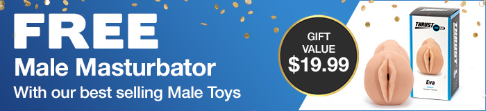 FREE Male Masturbator with Best Selling Male Toys US