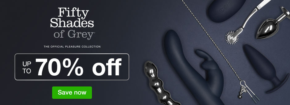 Fifty Shades of Grey - Up to 70% OFF