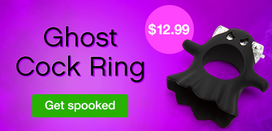 Ghost Cock Ring